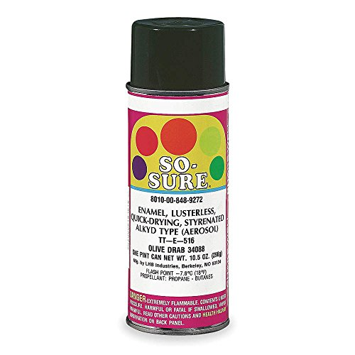 so-sure-spray-paint-in-flat-olive-drab-for-concrete-drywall-masonry-metal-plaster-plastic-1-each