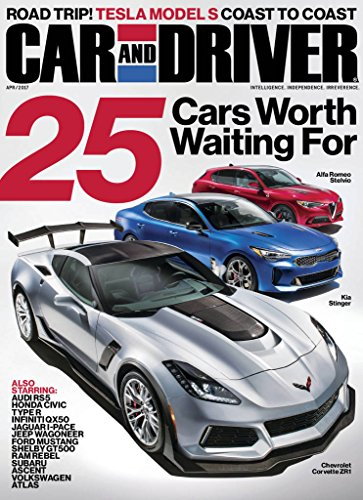 Car and Driver - Motor Trend Magazine Shopping Results