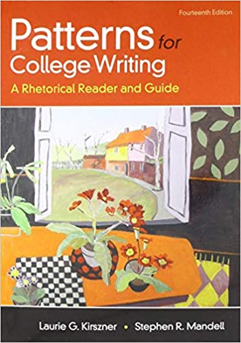 Patterns for College Writing 14e & LaunchPad Solo for