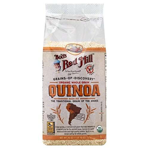 Bobs Red Mill Grain Quinoa Organic 26.0 OZ(Pack of 12) by Bob's Red Mill