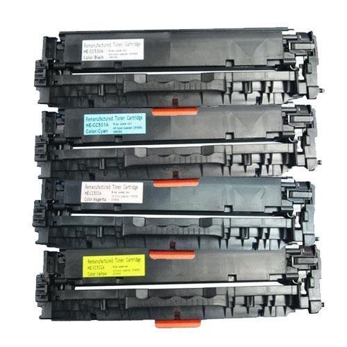 premium laser toner cartridge st-cc530/1/2/3A with new opc compatible with hp color laserjet cp2025/ 2025x/2035dn/2025n cm232ofxi/2320n/2320nf, Office Central