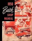 1950 Buick Repair Shop Manual Original