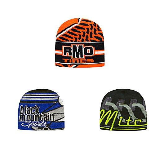 (Made in the USA Classic Elite Custom Knit Beanie - 96 Quantity - 7.75 Each - PROMOTIONAL PRODUCT/BULK/BRANDED with YOUR LOGO/CUSTOMIZED)