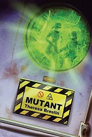 book cover of Mutant