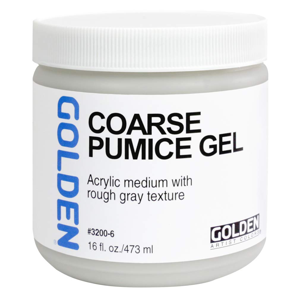 Golden Pumice Gel Coarse Pint 4336953120