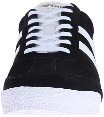 Gola Men's Harrier Fashion Sneaker Black/White outlet pictures many kinds of cheap price store cheap online new arrival cheap price free shipping with credit card vafJZ