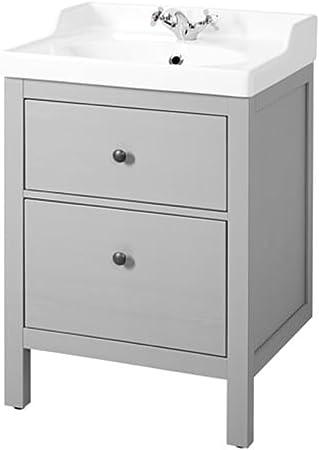 Ikea 892.071.15 - Mueble de Lavabo con 2 cajones (Tamaño 23, 5/8 x ...