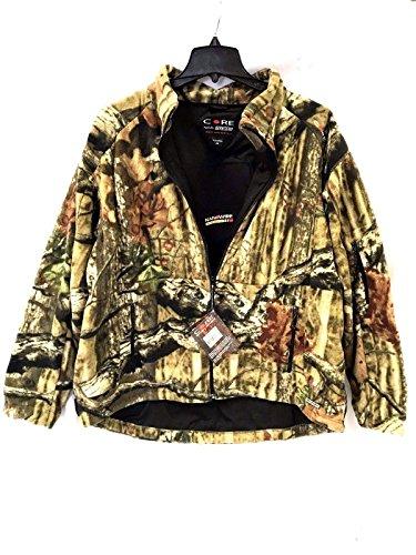 - Gerbings Core Heat Fleece Jacket Camo NANOWIRE Heat Technology (2XL)