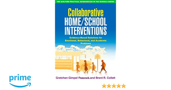 Amazoncom Collaborative Homeschool Interventions Evidence Based