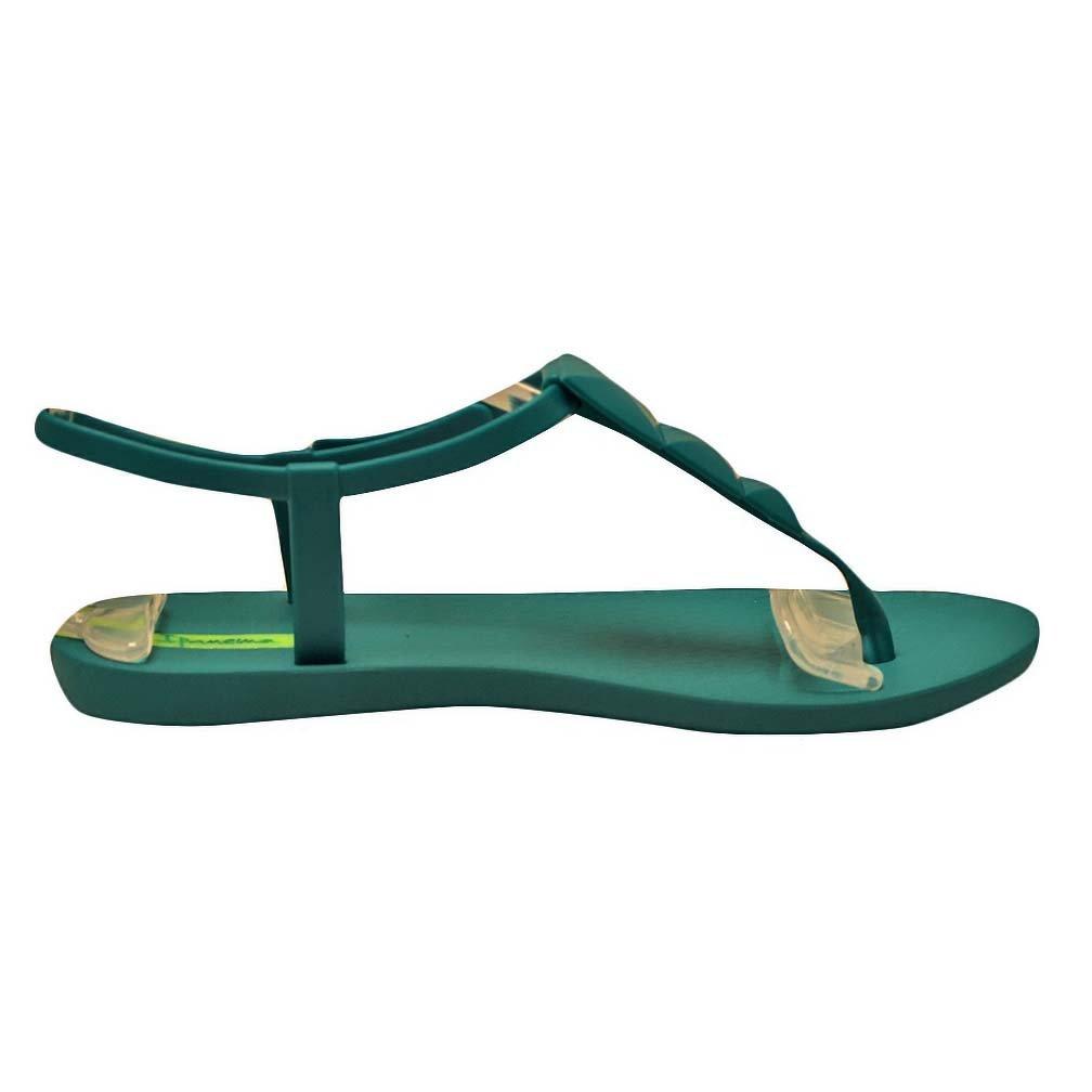 b13563286f0695 Ipanema Teal Green Ipanema Maya Style Ultra Thin Thong Sandals Size 6   Amazon.co.uk  Shoes   Bags