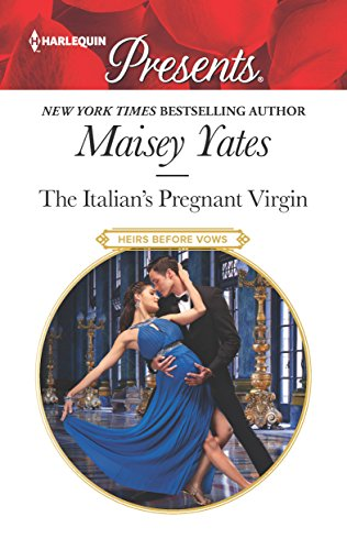 The Italian's Pregnant Virgin (Heirs Before Vows)