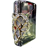 Zippo Secret of Heart Lighter / Genuine Authentic / Original Packing (6 Flints set Free Gift)
