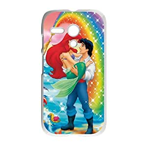 Motorola Moto G Phone Case Cover The Little Mermaid ( by one free one ) T65869