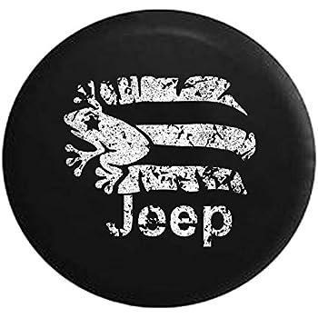 Amazon.com: Jeep Puerto Rico Coqui Tree Frog Flag Spare