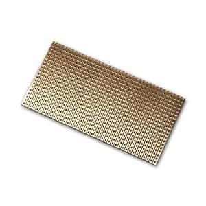 Platina 50x100 mm Junta de tira Cobre