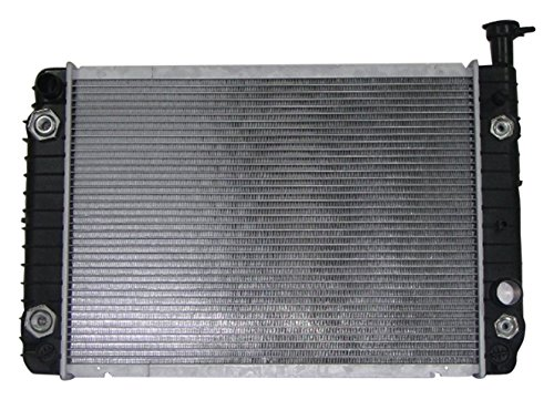 Safari Van Radiator (Depo 335-56005-000 Radiator (CHEVROLET ASTRO/SAFARI VAN 4.3L V6 85-94with ENGINE OIL COOLER 1ROW))