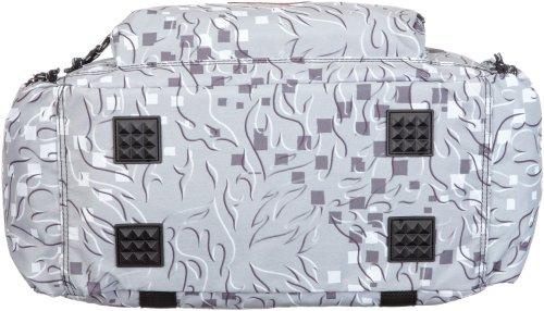 Kid Sporttasche Funny Cars, schwarz-grau, 44 x 20 x 20 cm