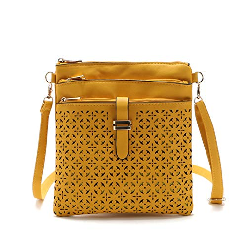 Shoulder Bags H bags Women Messenger Bag Crossbody Women Clutch Purse Yellow One Max Length 20-30CM
