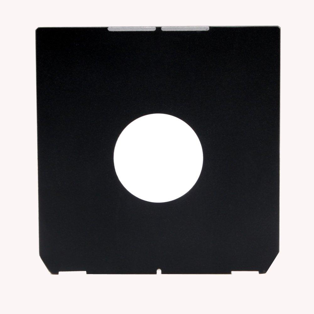Copal Compur Prontor #0 Lens Board 96x99mm For Linhof Technika Wista Ebony Shen Hao Chamonix Tachihara 4x5 Camera
