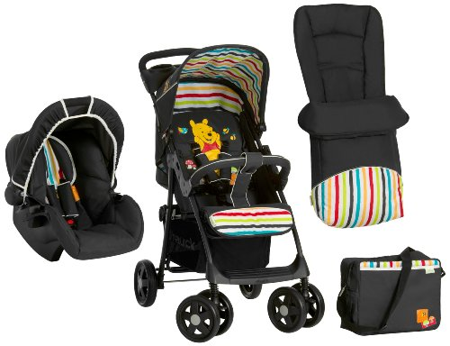 Hauck Disney Shopper Shop-N-Drive Set Lightweight Travel System, from...