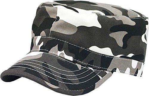 Military Baseball - KBK-1464 CIT L Cadet Army Cap Basic Everyday Military Style Hat