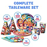 Oddbods Theme Kids Birthday Party Supplies
