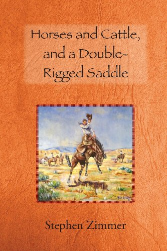 Horses and Cattle, and a Double-Rigged Saddle