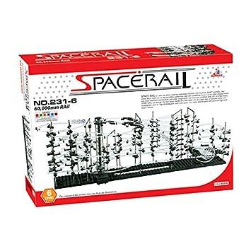 SpaceRails 60.000 mm Nivel Rail 6 Juego: Amazon.es: Juguetes ...