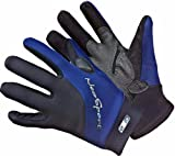 Neosport Sport Gloves Black / Blue L