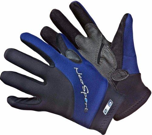 Neosport Sport Gloves Black / Blue L
