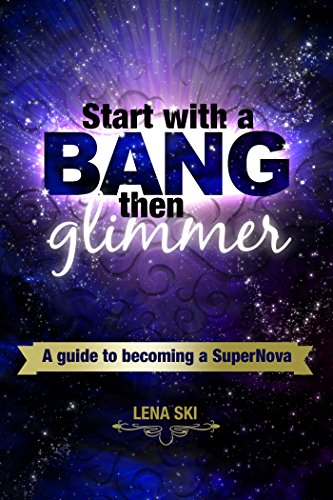 Start with a bang then glimmer: A guide to becoming a SuperNova