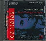 Bach: Cantatas, Vol. 16