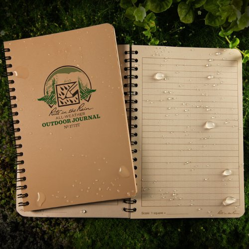 Rite in the Rain Outdoor Journal Tan #1773T