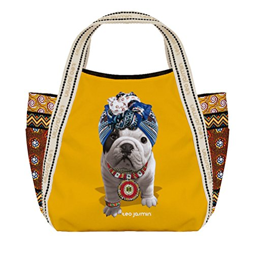 Petit Téo Petit sac sac shopping Jasmin FSZW7Zqp