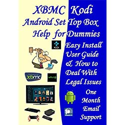 Kodi XBMC Android Set Top Box Help for Dummies User Guide and How to Deal with Legal Issues (Updated June 2017) 5000 Movie & TV Addons