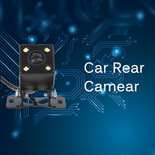 Universal 2016 Car View HD Back Rear Parking Camera Auto Parking CCD Reverse Camera Backup Camera for All Cars Water Proof Easily Install Low Consumption Guide Line (Consumption Low Guide)