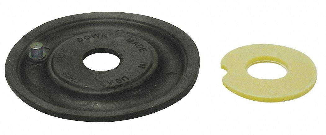 Rubber and Nylon Diaphragm Seal Kit, For Use With Coyne and Delaney 4.5 GPM Valves- Pack of 5 by Kissler (Image #1)