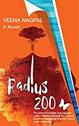 RADIUS 200: The story of a fragile love trapped in the crossfire between two nuclear nations warring over scarce water resources