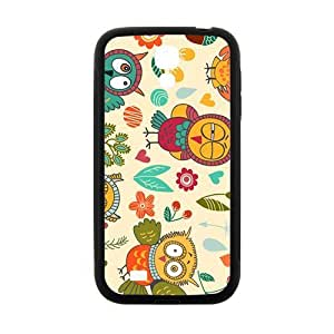 Cool painting Bird's Party Cell Phone Case for Samsung Galaxy S4