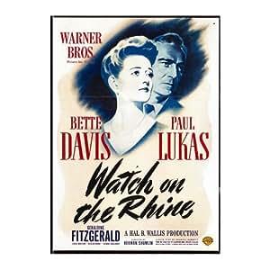Watch On The Rhine [1943] by Bette Davis