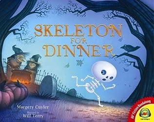 book cover of Skeleton for Dinner