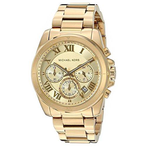 Michael Kors Reloj Análogo clásico para Mujer de Cuarzo con Correa en Acero Inoxidable MK6366: Amazon.es: Relojes