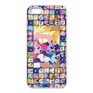 Cartoon Pony Design Pesonalized Creative Phone Case For Sam Sung Galaxy S5 Cover