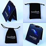 GemShark Real Shark Tooth Necklace Great White