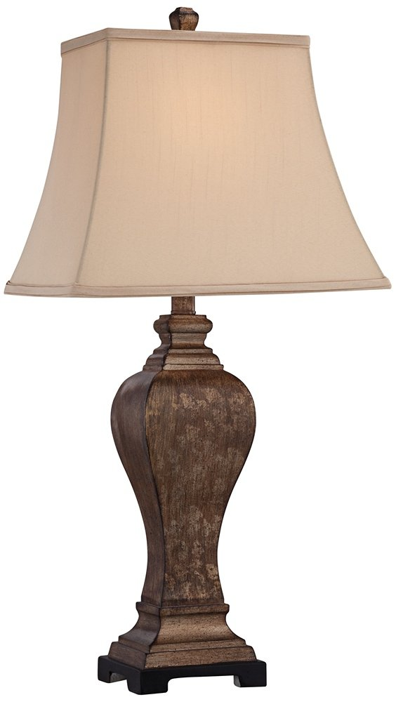 Edgar 29'' High Bronze Table Lamp by Regency Hill