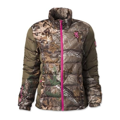 Browning Hell's Belles Blended Down Jacket, Small