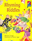 Rhyming Riddles ELT Edition, Marjorie Craggs, 0521752639