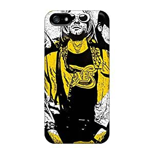 KevinCormack Iphone 5/5s Scratch Resistant Hard Cell-phone Cases Support Personal Customs Trendy Nirvana Image [AHN4284qbjS]