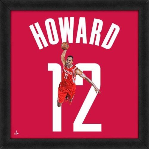 Biggsports Houston Rockets Dwight Howard 20X20 Framed Uniframe Jersey Photo by Biggsports