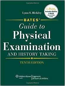 bates history taking and physical examination pdf